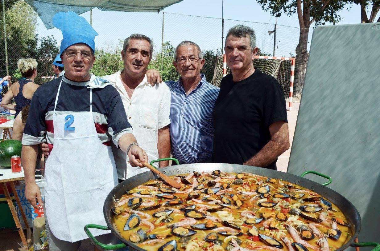 Concurso paellas