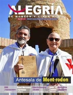 Alegría de Monzón Mayo 2017
