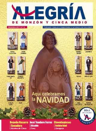 Alegría de Monzón revista online
