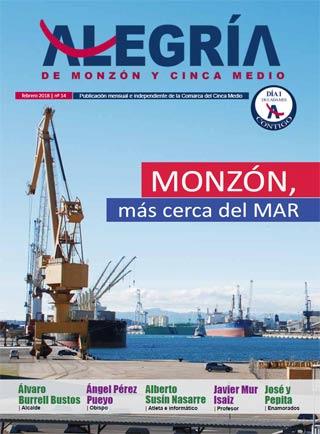 Alegria de Monzón Febrero 2018